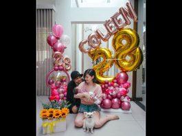 Coleen Garcia birthday
