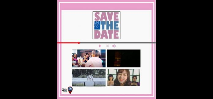 MNL48 save the date