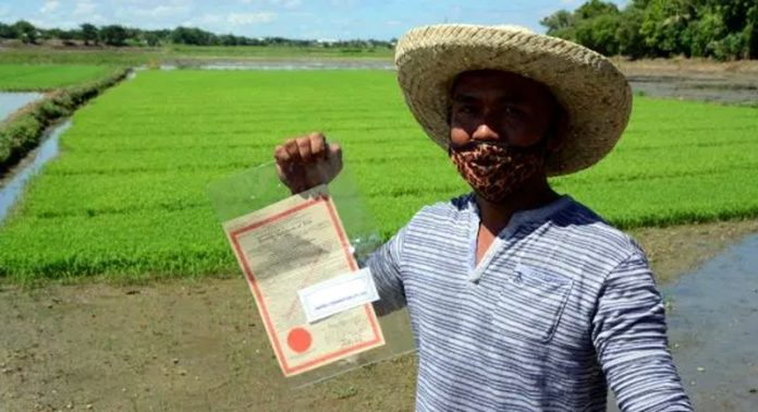 Agrarian Reform beneficiary