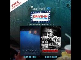 Drive-in Cinema One Halloween Unhinged The Rental