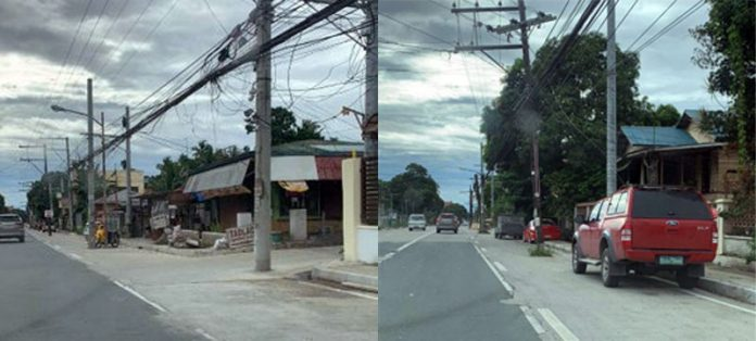NEA Electric posts on the road