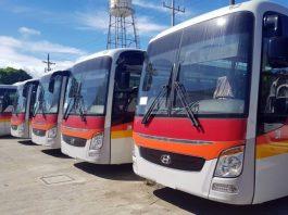 Pampanga Cubao Araneta bus route open