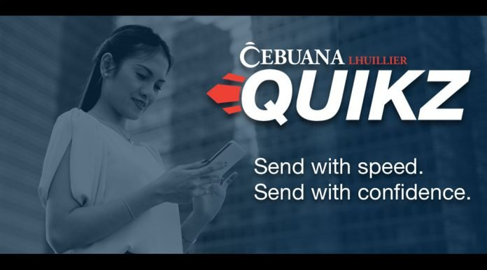 Quikz Cebuana Mobile Remittance App