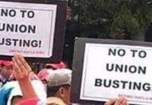 Union Busting labor labor law
